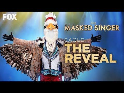 "<p><strong>The Masked Singer: </strong>Dr. Drew Pinsky</p><p><strong>Date of Reveal:</strong> October 9</p><p>The Eagle chose to perform Meatloaf's ""I'd Do Anything for Love"" for the first round of the competition. Despite giving it his all, the rock-and-roll bird was up against some tough competition (a.k.a. the Purple Flower and the Penguin). When it came down to the wire, the Eagle received the least number of votes and had to reveal his true identity. </p><p><a href=""https://www.youtube.com/watch?v=Dv5sN9WIgF0"">See the original post on Youtube</a></p><p><a href=""https://www.youtube.com/watch?v=Dv5sN9WIgF0"">See the original post on Youtube</a></p><p><a href=""https://www.youtube.com/watch?v=Dv5sN9WIgF0"">See the original post on Youtube</a></p><p><a href=""https://www.youtube.com/watch?v=Dv5sN9WIgF0"">See the original post on Youtube</a></p><p><a href=""https://www.youtube.com/watch?v=Dv5sN9WIgF0"">See the original post on Youtube</a></p><p><a href=""https://www.youtube.com/watch?v=Dv5sN9WIgF0"">See the original post on Youtube</a></p><p><a href=""https://www.youtube.com/watch?v=Dv5sN9WIgF0"">See the original post on Youtube</a></p><p><a href=""https://www.youtube.com/watch?v=Dv5sN9WIgF0"">See the original post on Youtube</a></p><p><a href=""https://www.youtube.com/watch?v=Dv5sN9WIgF0"">See the original post on Youtube</a></p><p><a href=""https://www.youtube.com/watch?v=Dv5sN9WIgF0"">See the original post on Youtube</a></p><p><a href=""https://www.youtube.com/watch?v=Dv5sN9WIgF0"">See the original post on Youtube</a></p><p><a href=""https://www.youtube.com/watch?v=Dv5sN9WIgF0"">See the original post on Youtube</a></p>"