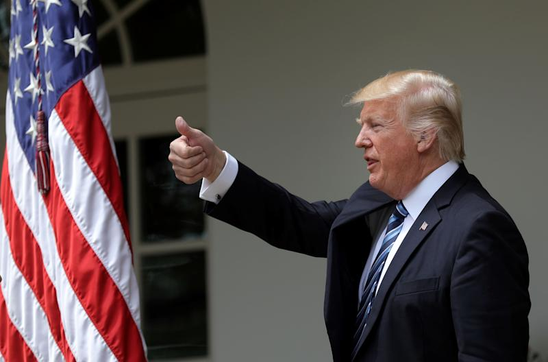President Donald Trumpgot a thumbs down from the American Bar Association on another one of his judicial nominees.
