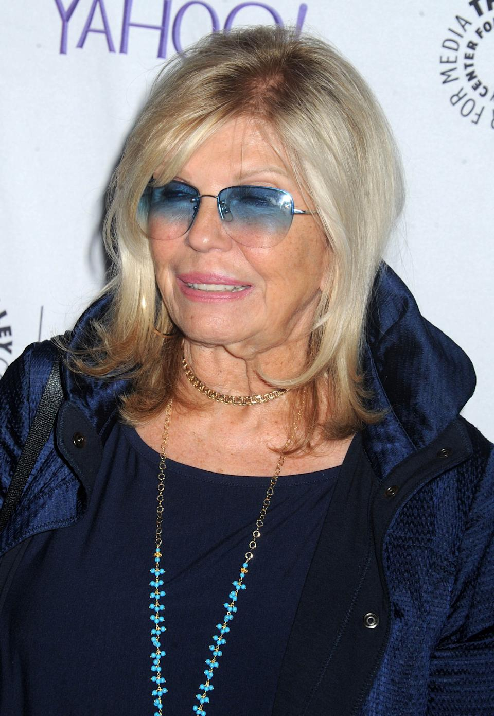 """Nancy Sinatra said she will """"never forgive"""" the people who voted for Donald Trump. (Photo: Star Max/IPx)"""