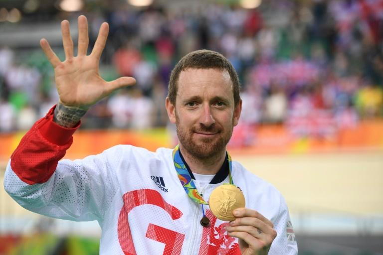 Bradley Wiggins won five Olympic gold medals over his career