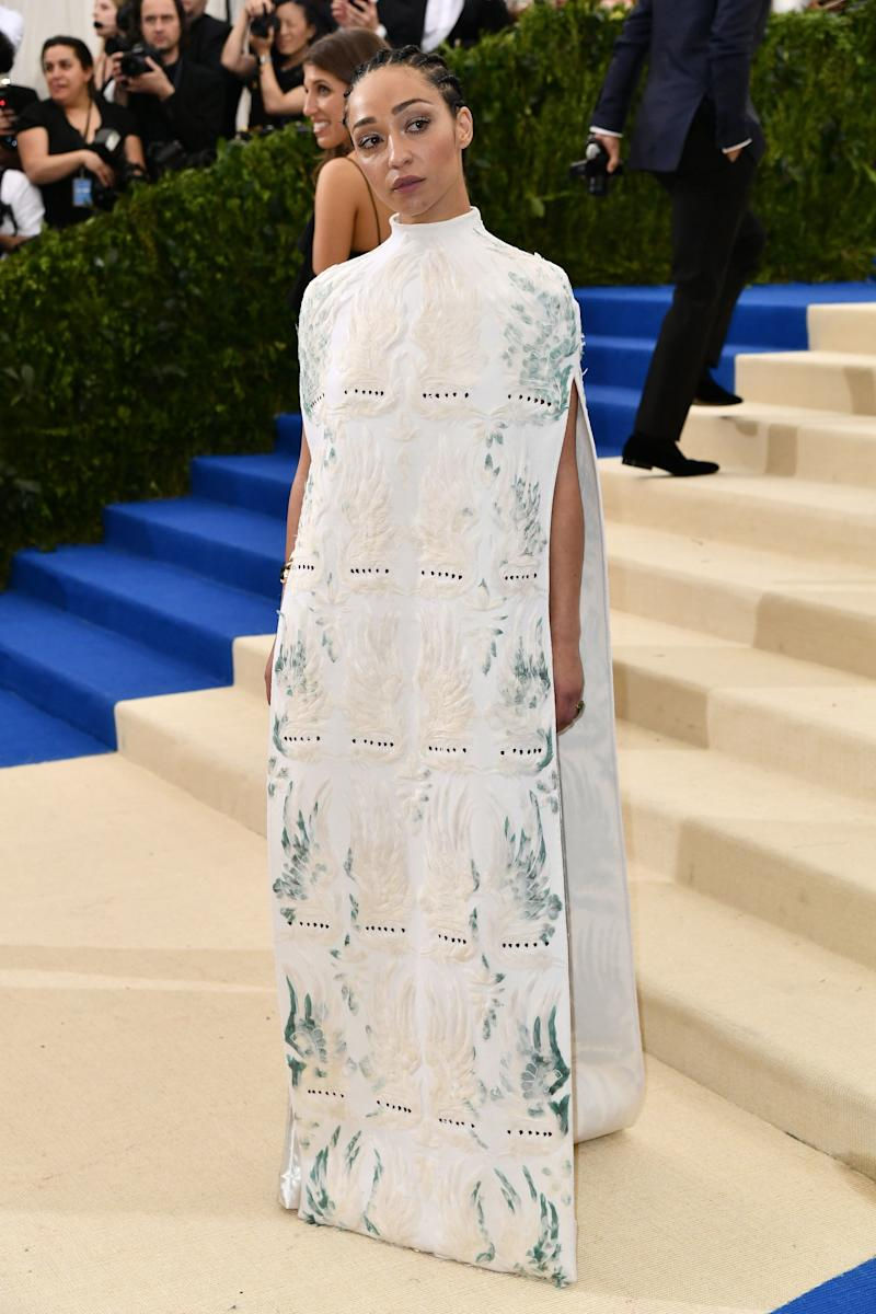 Ruth Negga in Valentino Haute Couture, 2017