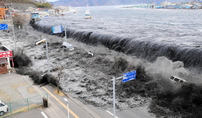 Sea current course change could mean worse weather for Japan