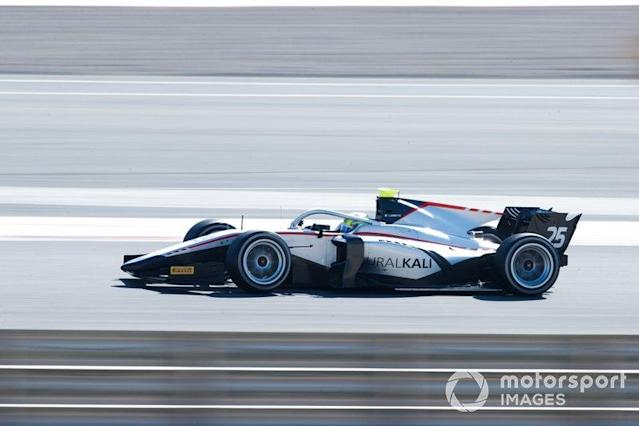 "Luca Ghiotto, Hitech Grand Prix <span class=""copyright"">Joe Portlock / Motorsport Images</span>"
