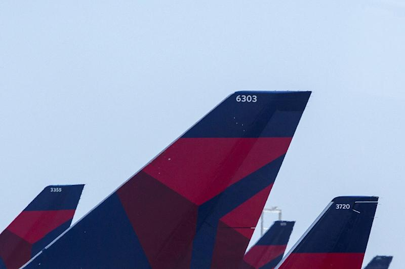 Delta said it plans to reduce capacity on service between the US and Britain by six percent this winter