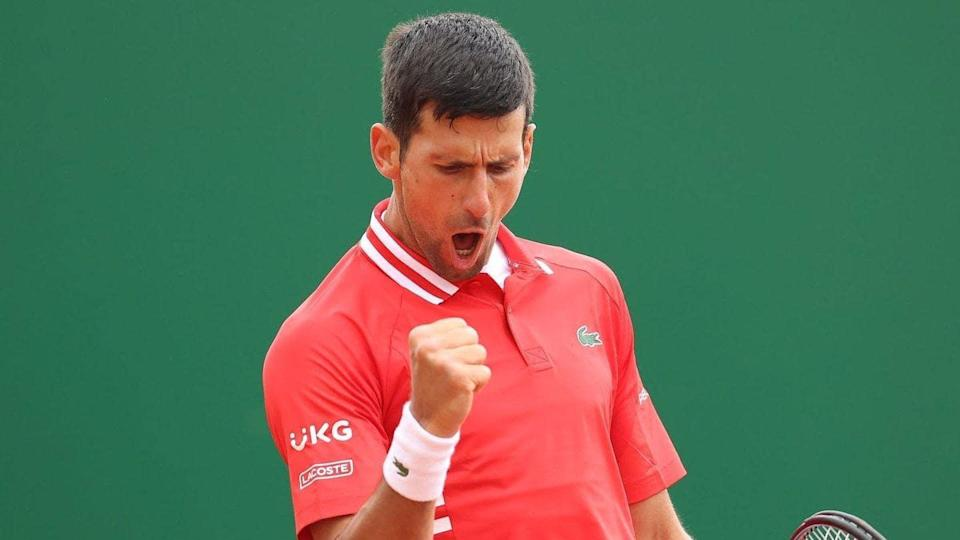 Monte Carlo Masters: Wins for Djokovic and Nadal after return