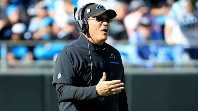 After seeing a near-nine season tenure with the Carolina Panthers ended on Tuesday, Ron Rivera has no plans to quit coaching.
