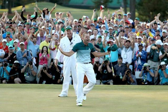 Sergio Garcia is now a major champion! So who's the best without a major? (Getty Images)