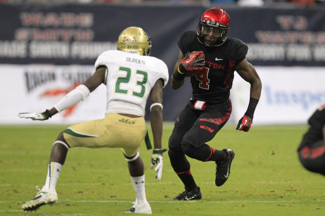 Starting USF corner transferring to Youngstown State following arrest
