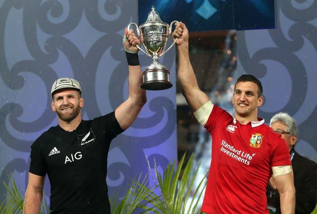 The Lions drew a series for only the second time in history (David Davies/PA).