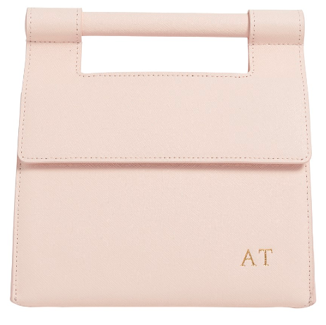 The Daily Edited Pale Pink Handle Shoulder Bag - $169.95