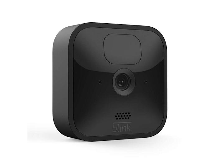 Blink wireless, weather-resistant HD security camera: Was £99.99, now £54.99, Amazon.co.uk (Amazon)