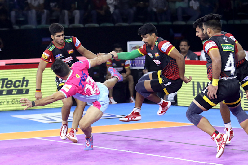 Pro Kabaddi League 2019 Live Streaming: When and Where to Watch Bengaluru Bulls vs Gujarat Fortunegiants Live Telecast