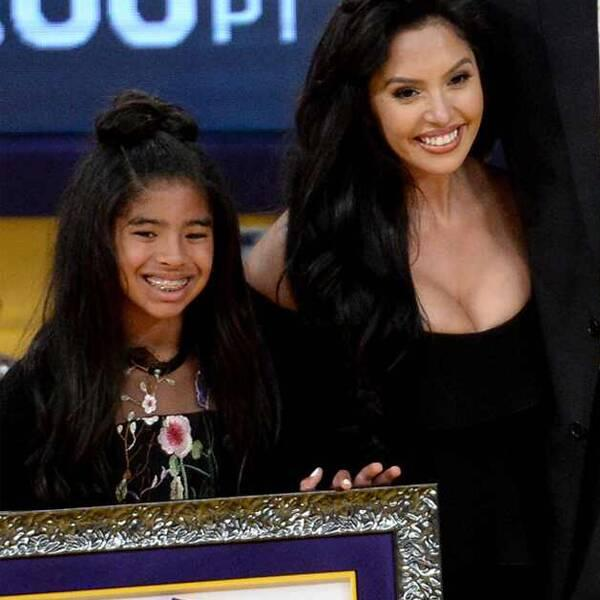 Vanessa Bryant Honors Daughter Gianna on What Would've Been Her Graduation Day