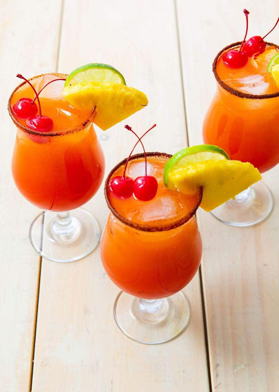 """<p>It's like a tropical vacation in a glass.</p><p>Get the recipe from <a href=""""https://www.delish.com/cooking/recipe-ideas/a30195779/mai-tai-recipe/"""" rel=""""nofollow noopener"""" target=""""_blank"""" data-ylk=""""slk:Delish"""" class=""""link rapid-noclick-resp"""">Delish</a>.</p>"""