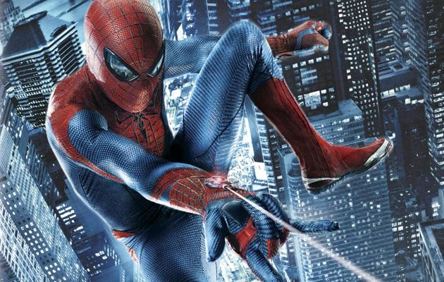 The Amazing Spider-Man Blu-ray Giveaway