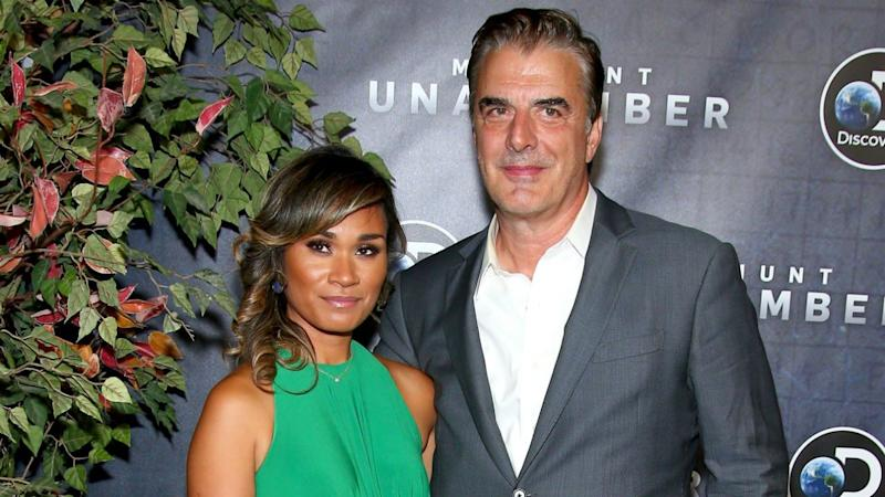 Chris Noth Reveals He's Expecting His Second Child With Tara Wilson