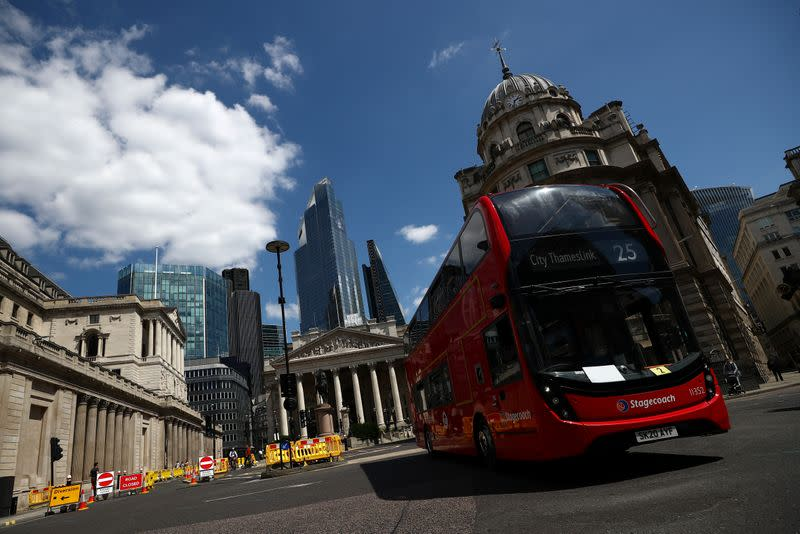 Transport for London needs more government help as lower usage continues