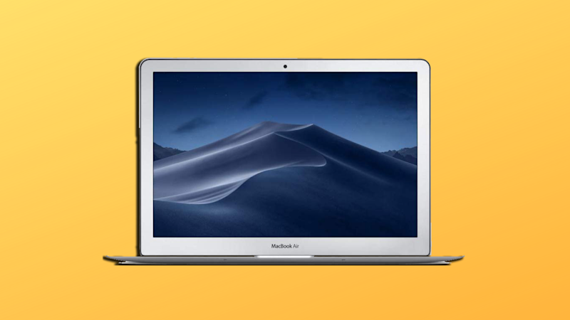 At $300 off, this MacBook is priced to move. (Photo: Amazon/Yahoo Lifestyle)