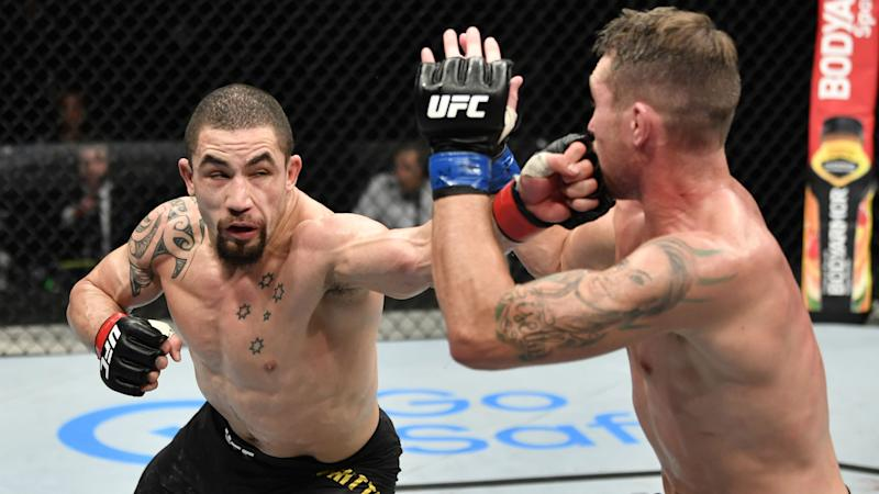 Whittaker not pondering next move after 'chess match' with Till