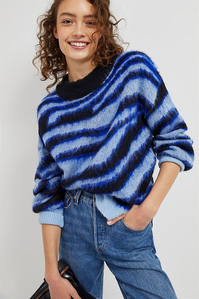 """<p><strong>Anthropologie Anthropologie</strong></p><p>anthropologie.com</p><p><strong>$79.95</strong></p><p><a href=""""https://go.redirectingat.com?id=74968X1596630&url=https%3A%2F%2Fwww.anthropologie.com%2Fshop%2Fsalma-striped-eyelash-sweater&sref=https%3A%2F%2Fwww.seventeen.com%2Ffashion%2Fg34728590%2Fanthropologie-2020-black-friday-sale%2F"""" rel=""""nofollow noopener"""" target=""""_blank"""" data-ylk=""""slk:Shop Now"""" class=""""link rapid-noclick-resp"""">Shop Now</a></p><p>Behold: a cozy fall sweater that won't make you look like a mom.</p>"""