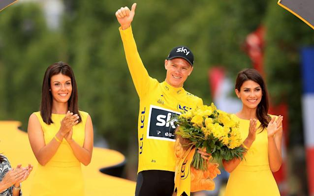 Chris Froome may have no route to appeal if Tour de France organisers block his entry