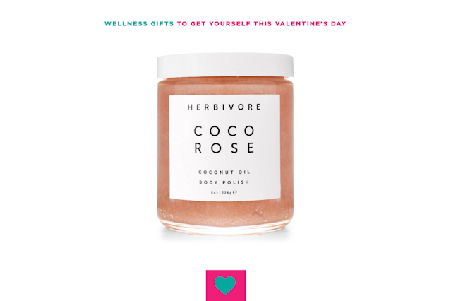 "<p>No need to splurge on a fancy spa treatment. Instead go for a little at-home bath-time luxury with this coco rose body polish. $28, <a href=""https://www.herbivorebotanicals.com/collections/hydration/products/coco-rose-body-polish"" rel=""nofollow noopener"" target=""_blank"" data-ylk=""slk:Herbivore Botanicals"" class=""link rapid-noclick-resp"">Herbivore Botanicals</a> </p>"