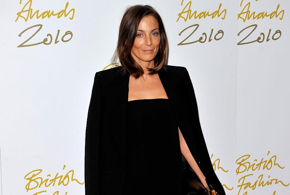 LONDON, ENGLAND - DECEMBER 07:  Phoebe Philo attends the British Fashion Awards at The Savoy on December 7, 2010 in London, England.  (Photo by Gareth Cattermole/Getty Images)