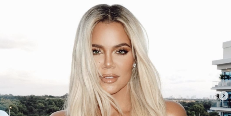 Photo credit: Instagram/KhloeKardashian