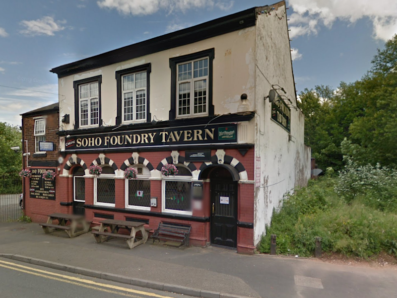 Three people who were at the Soho Tavern have contracted Covid-19: Google Maps