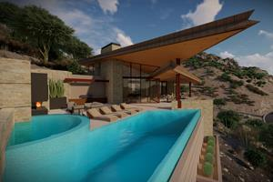 Between Paradise Valley and the Phoenix Mountain Preserve is the most exclusive gated mountainside community in Arizona that perfectly harmonizes the Sonoran Contemporary Architectural Style with the natural beauty of Crown Canyon.