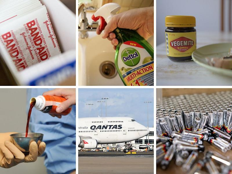 Australia's top 20 most trusted brands