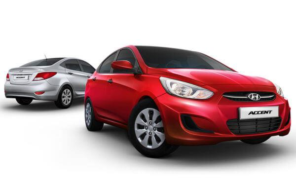 Cheapest Cars in the Philippines Under P1 Million - Hyundai Accent