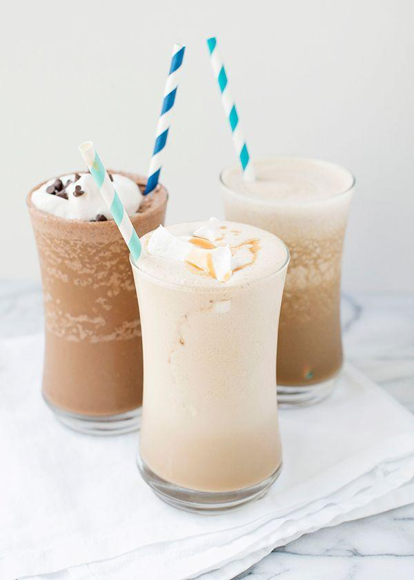 """<p>Turn your iced coffee into a shake with almond milk.</p><p>Get the tutorial from <a href=""""http://bakedbree.com/almond-milk-iced-coffee-shakes"""" rel=""""nofollow noopener"""" target=""""_blank"""" data-ylk=""""slk:Baked Bree"""" class=""""link rapid-noclick-resp"""">Baked Bree</a>.</p>"""