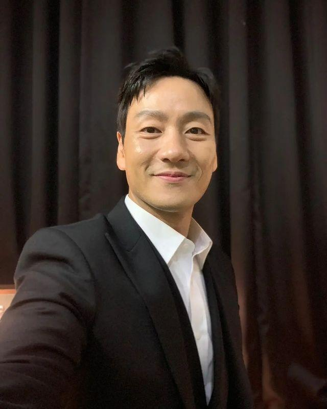 """<p>The actor, who became a father for the first time 12 days after The Squid Game aired, will soon star in a Korean version of Netflix's The Money Heist. He has previously acted in TV shows such as Prison Playbook and Legend of the Blue Sea.</p><p>Following the show's success the actor and his co-star Lee Jung-jae joined Instagram and announced the news by sharing a selfie.</p><p><a href=""""https://www.instagram.com/p/CUhZ092h_bx/"""" rel=""""nofollow noopener"""" target=""""_blank"""" data-ylk=""""slk:See the original post on Instagram"""" class=""""link rapid-noclick-resp"""">See the original post on Instagram</a></p>"""