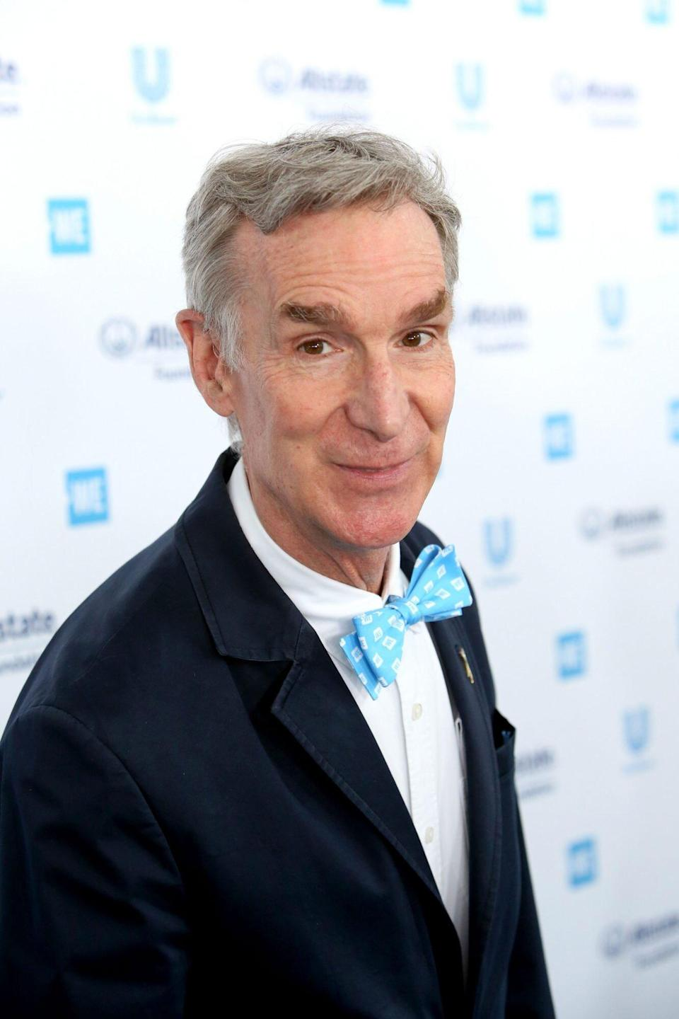 Everything to Know About Dandruff, According to Bill Nye the Science Guy