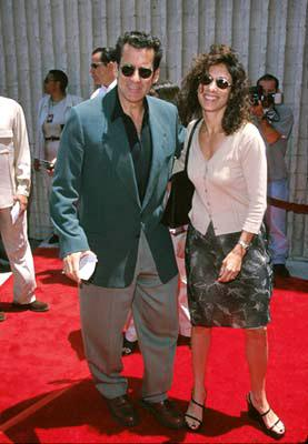"""Premiere: <a href=""""/movie/contributor/1800016668"""">Paul Michael Glaser</a> and wife at the Westwood premiere of 20th Century Fox's <a href=""""/movie/1800379216/info"""">Star Wars: Episode I - The Phantom Menace</a> - 5/16/1999<br><font size=""""-1"""">Photo: <a href=""""http://www.wireimage.com"""">Sam Levi/Wireimage.com</a></font>"""