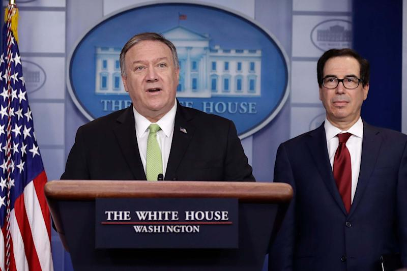 Pompeo has denied the extradition request (AP)