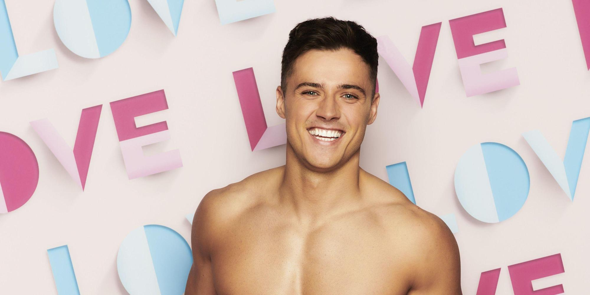 Brad from Love Island's long-lost sister obtained in contact after seeing him on the present