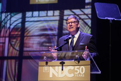 NDC President & CEO Dan Marsh reflects on 50 successful years for NDC and looks forward to the next 50 at anniversary celebration.