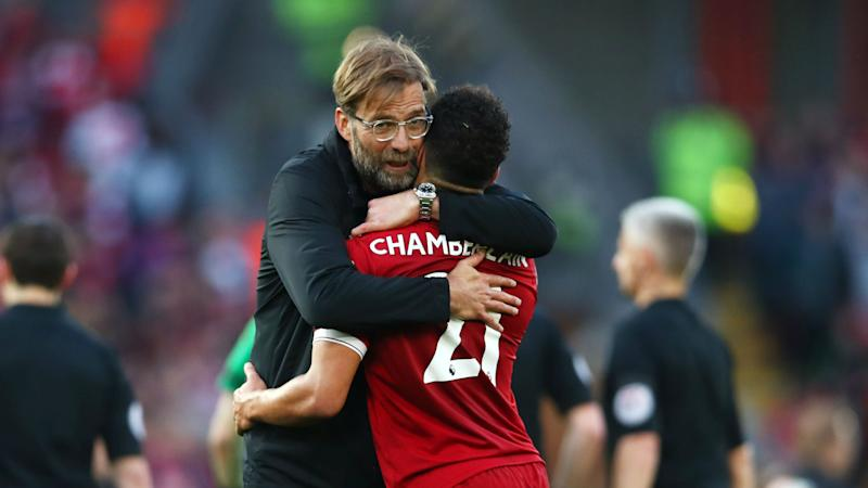 Klopp salutes 'perfect' Liverpool win after Champions League heroics