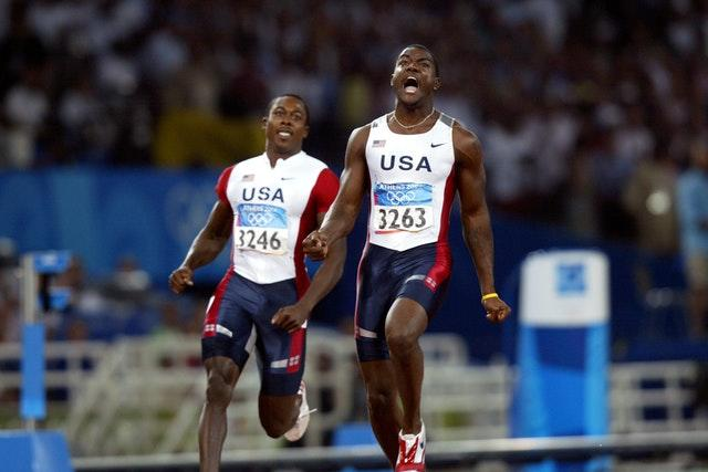 Athletics – Athens Olympic Games 2004 – Men's 100m – Final