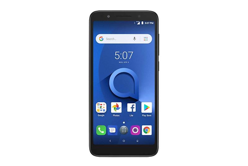 Alcatel's $100 Android Go phone hits the U.S. next week