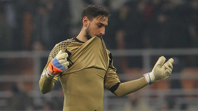 AC Milan goalkeeper Gianluigi Donnarumma is not interested in a transfer amid speculation linking him with a move to Juventus.