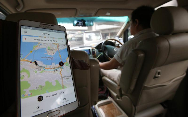 Uber raises base fares by up to 157 per cent and introduces waiting fee for passengers in Hong Kong