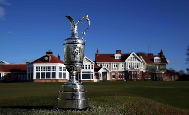 british open odds update  tiger woods the favorite  rory slips