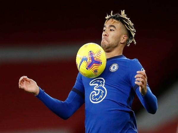 Chelsea defender Reece James