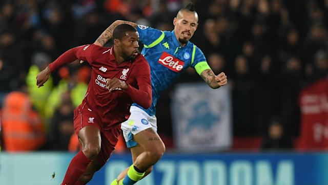 Napoli do not play Sarri-Ball anymore and it will be an interesting tactical battle when they face an energetic Liverpool in the Champions League...