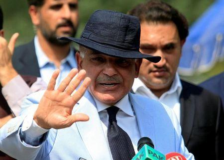 Pakistan's ruling PML-N appoints Shahbaz Sharif as new chief