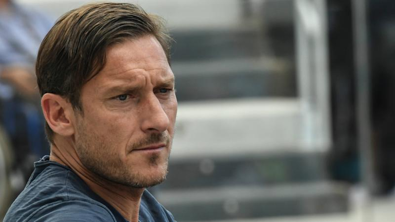 How did VAR not see that? - Totti hits out following Roma's draw with Inter