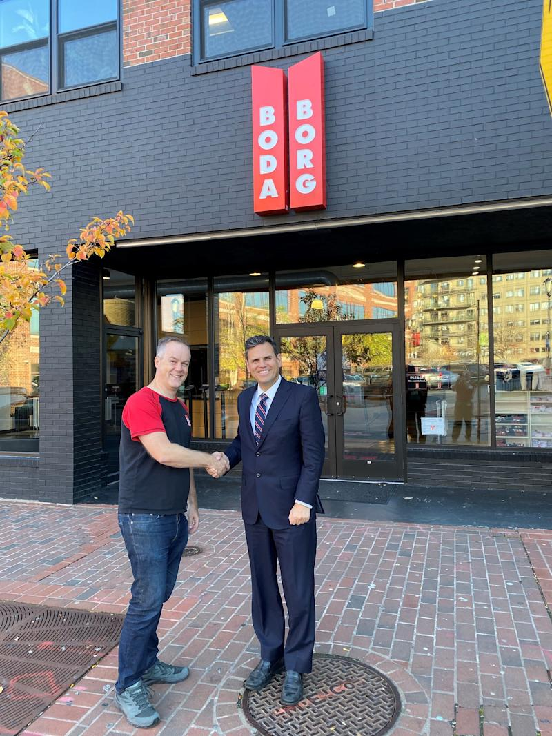 Boda Borg Boston Continues Growth, Begins Construction for Expansion
